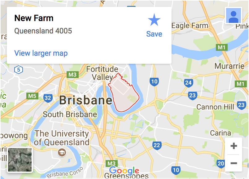 Suburb in the Spotlight: New Farm, QLD