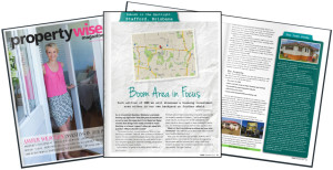 Suburb Review on 'Property Wise' Magazine