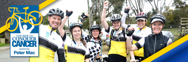 Property Zest Supports The Ride to Conquer Cancer