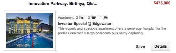 Birtinya - Property Investment - Apartments