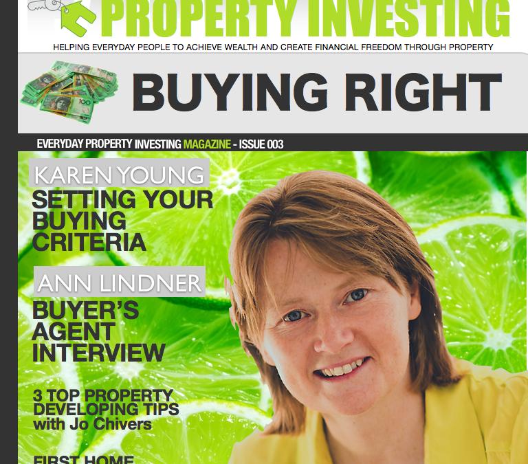 Property Zest on EPI Mag Issue No. 3