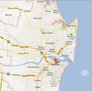 Buyers Agent Mackay - Mackay Map