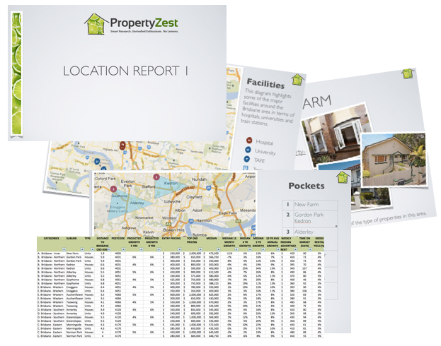Brisbane Buyers Agent Case Study – Peta Part 2 – Analysing Brisbane locations