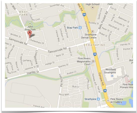 Strathpine suburb