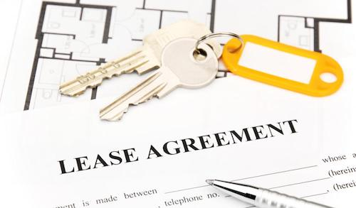 Terminating a lease earlier than lease end date