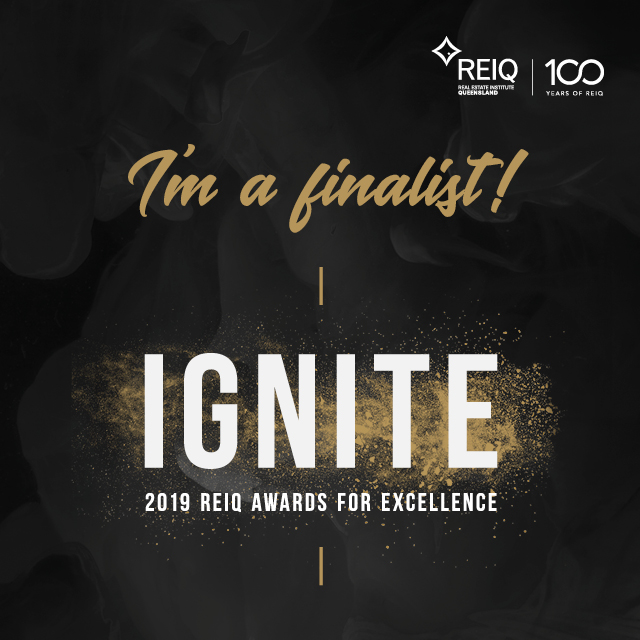 Property Zest is REIQ 2019 Finalist!
