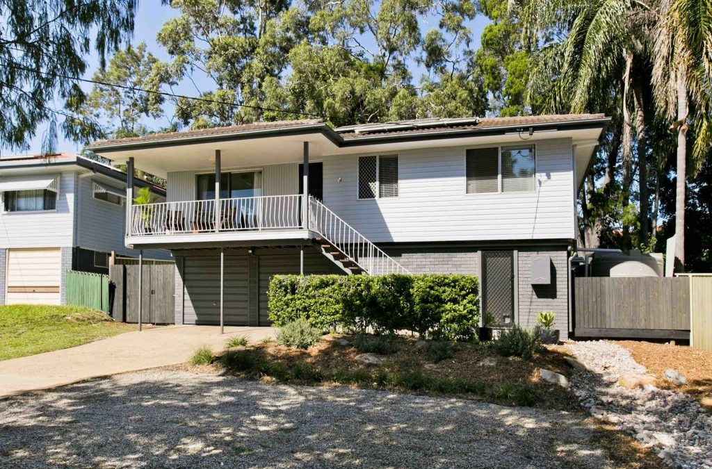 Case Study: Well presented high-set in leafy northern suburb