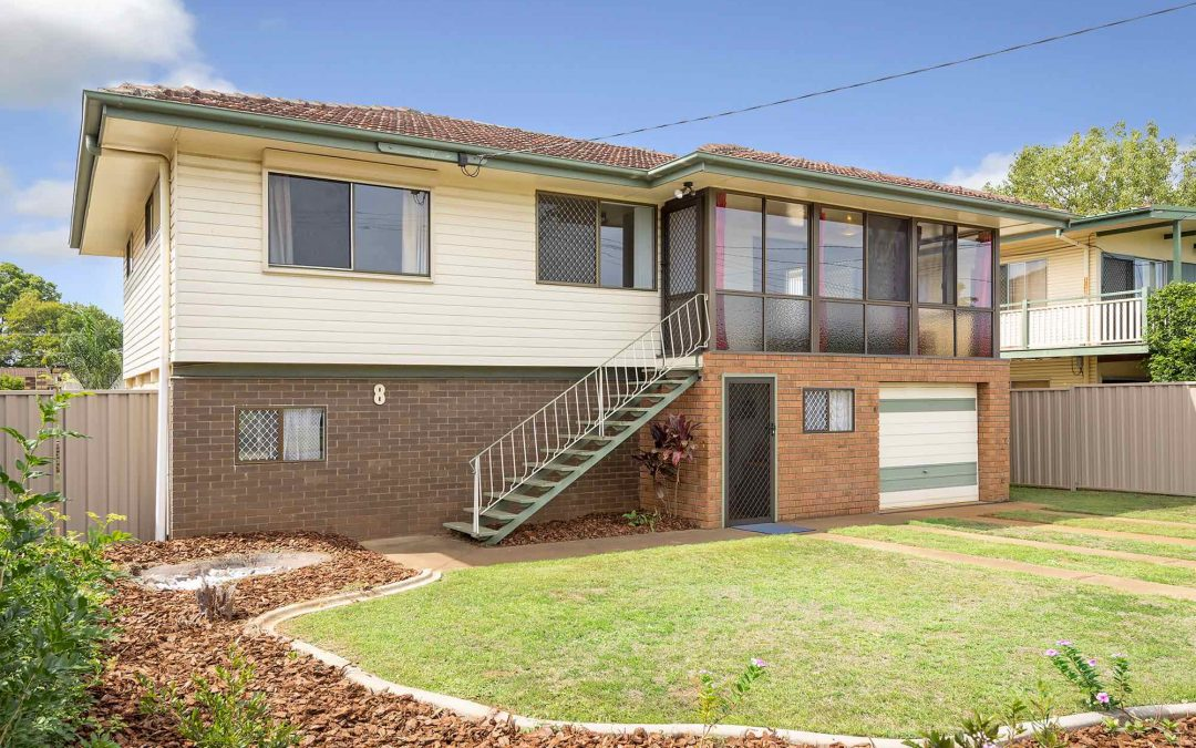Case Study: Classic North Brisbane highset in great spot