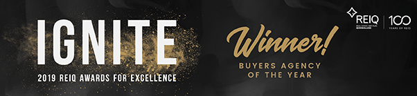 REIQ - Awards for Excellence 2019 - Winner - Buyers Agency of the Year