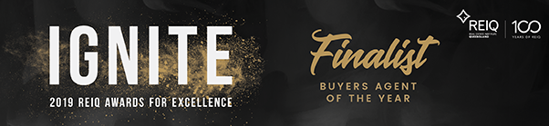 REIQ Awards 2019 - Finalist - Buyer's Agent of the Year